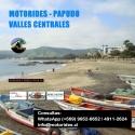 Tour en Moto Full Day – Papudo, por Valles Centrales