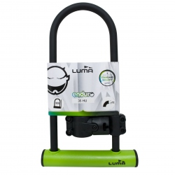 Candado U Lock Enduro Verde