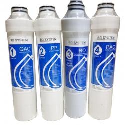 Kit Repuestos para Purificador de Agua BL-100
