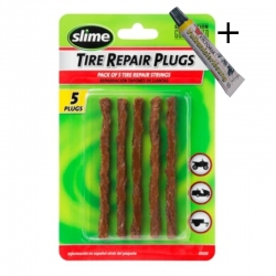 Pack Tarugos Reparación Slime y Caucho Líquido