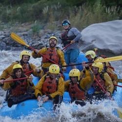 Tour Moto - Rafting Cajón del Maipo