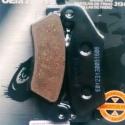Honda XR 150/250 Pastillas de Freno Everestt Juego Delantero