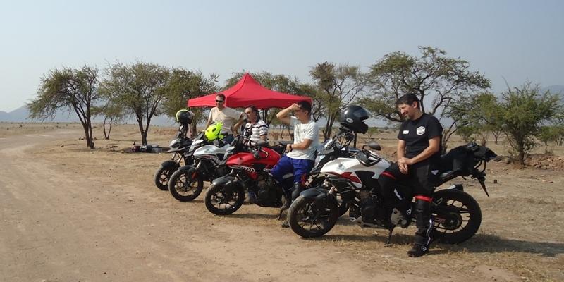 Curso de Conducción para Viajeros en Moto - Off Road