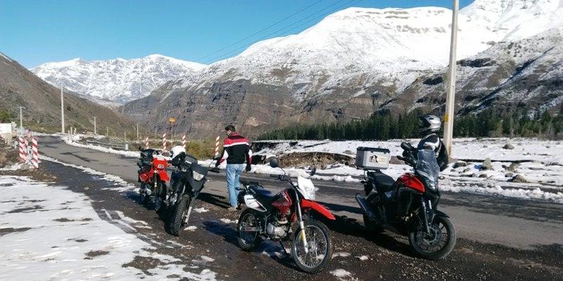 MotoRides - Embalse El Yeso y Camino Las Melosas