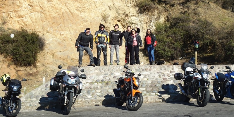 Tour en Moto – Quintay