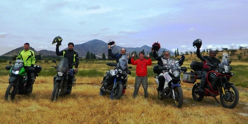 Curso de Conducción Off Road para Viajeros en Moto